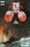 Cover for 28 Days Later (Boom! Studios, 2009 series) #2 [2nd Print]
