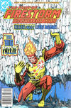 Cover Thumbnail for The Fury of Firestorm (1982 series) #34 [Newsstand]