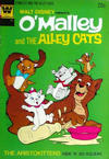Cover for Walt Disney Presents O'Malley and the Alley Cats (Western, 1971 series) #8 [Whitman Variant]