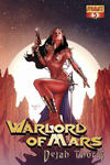 Cover for Warlord of Mars: Dejah Thoris (Dynamite Entertainment, 2011 series) #5 [Cover C - Paul Renaud Cover]