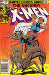 Cover Thumbnail for The Uncanny X-Men (1981 series) #165 [Newsstand]