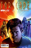 Cover Thumbnail for Farscape: Gone and Back (2009 series) #1 [Cover B]