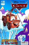 Cover Thumbnail for Cars: Adventures of Tow Mater (2010 series) #1 [Cover C]