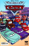 Cover for Cars: Radiator Springs (Boom! Studios, 2009 series) #1 [Cover A]