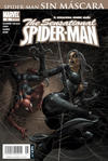 Cover for The Sensational Spider-Man, el Sensacional Hombre Araña (Editorial Televisa, 2008 series) #6