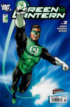 Cover for Green Lantern (Grupo Editorial Vid, 2006 series) #2