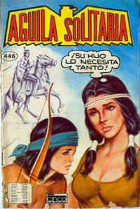 Cover Thumbnail for Aguila Solitaria (Editora Cinco, 1976 ? series) #446