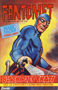 Cover for Fantomet (Semic, 1976 series) #18/1985