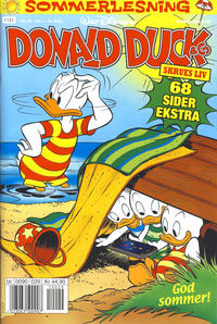 Cover Thumbnail for Donald Duck & Co (Hjemmet / Egmont, 1997 series) #29/2011