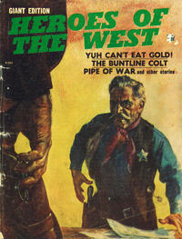 Cover Thumbnail for Heroes of the West Giant Edition (Magazine Management, 1
