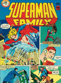 Cover Thumbnail for Superman Family (K. G. Murray, 1982 series) #[nn]