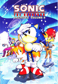 Cover Thumbnail for Sonic the Hedgehog Archives (Archie, 2006 series) #8