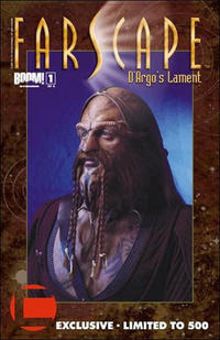 Cover Thumbnail for Farscape: D'Argo's Lament (Boom! Studios, 2009 series) #1 [Challenger Comics Exclusive]