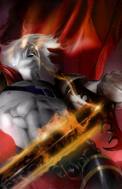 Cover for Elric:  The Balance Lost (2011 series) #1