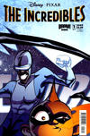 Cover Thumbnail for The Incredibles: Family Matters (2009 series) #1 [Cover C - 2nd Print]