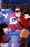 Cover Thumbnail for Incredibles: City of Incredibles (2009 series) #2 [Cover B]