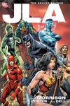Cover for JLA: The Deluxe Edition (DC, 2008 series) #2