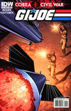 Cover Thumbnail for G.I. Joe (2011 series) #4 [Cover B]
