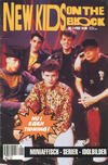Cover for New Kids on the Block (Semic, 1991 series) #1/1991