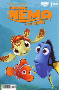 Cover Thumbnail for Finding Nemo: Reef Rescue (Boom! Studios, 2009 series) #1 [Limited Edition Cover C]