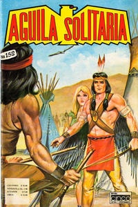 Cover Thumbnail for Aguila Solitaria (Editora Cinco, 1976 ? series) #152