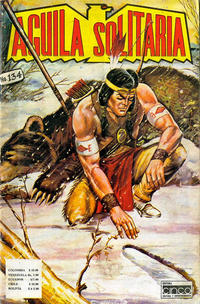 Cover Thumbnail for Aguila Solitaria (Editora Cinco, 1976 ? series) #134