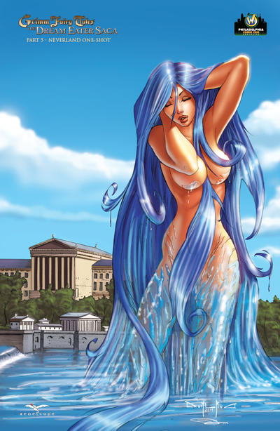Cover for Grimm Fairy Tales: Dream Eater Saga (Zenescope Entertainment, 2011 series) #5 [Cover A]