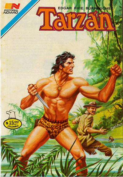 Cover for Tarzn (1970 series) #210