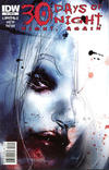 Cover Thumbnail for 30 Days of Night: Night, Again (2011 series) #4 [Cover RI]