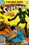 Cover for Superman (DC, 1987 series) #1 [Newsstand Edition]