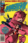 Cover for Daredevil (Marvel, 1964 series) #181 [Newsstand Edition]