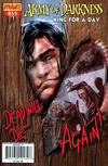 Cover for Army of Darkness (Dynamite Entertainment, 2007 series) #13 [Cover B]