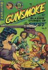 Cover for Gunsmoke (Export Publishing, 1949 series) #3