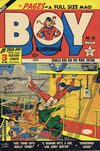 Cover for Boy Comics [Boy Illustories] (Superior Publishers Limited, 1948 series) #53