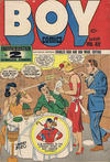 Cover for Boy Comics [Boy Illustories] (Superior Publishers Limited, 1948 series) #42