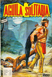 Cover Thumbnail for Aguila Solitaria (Editora Cinco, 1976 ? series) #141