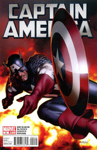 Cover Thumbnail for Captain America (Marvel, 2011 series) #2