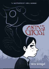 Cover for Anya's Ghost (2011 series) #[nn]