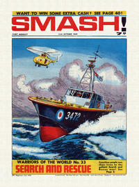 Cover Thumbnail for Smash! (IPC, 1966 series) #195