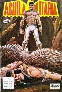 Cover Thumbnail for Aguila Solitaria (Editora Cinco, 1976 ? series) #62