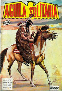Cover Thumbnail for Aguila Solitaria (Editora Cinco, 1976 ? series) #66