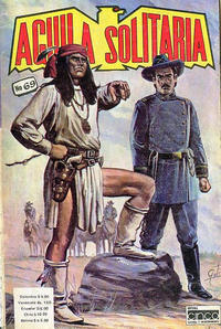 Cover Thumbnail for Aguila Solitaria (Editora Cinco, 1976 ? series) #69