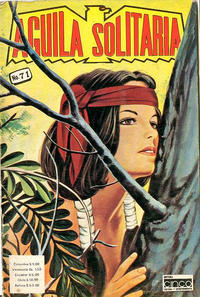 Cover Thumbnail for Aguila Solitaria (Editora Cinco, 1976 ? series) #71