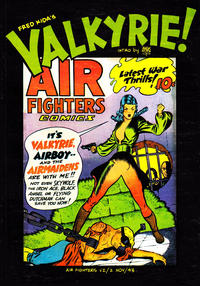 Cover Thumbnail for Valkyrie! (Ken Pierce, Inc., 1982 series)