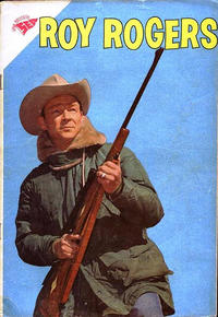 Cover Thumbnail for Roy Rogers (Editorial Novaro, 1952 series) #91