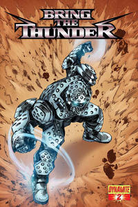 Cover Thumbnail for Bring the Thunder (Dynamite Entertainment, 2010 series) #2 [Wilson Tortosa Variant]