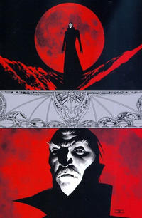 Cover Thumbnail for The Complete Dracula (Dynamite Entertainment, 2009 series) #1 [Virgin Art RI]
