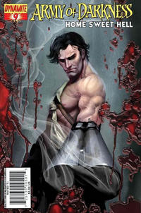 Cover Thumbnail for Army of Darkness (Dynamite Entertainment, 2007 series) #9 [Cover B]
