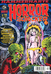Cover Thumbnail for Horrorschocker (Weissblech Comics, 2004 series) #12