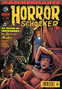 Cover Thumbnail for Horrorschocker (Weissblech Comics, 2004 series) #14